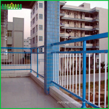 zinc steel tubular fence (ISO manufacturer) with hot sale