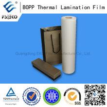 Der ökonomisch kratzbeständige BOPP Laminating Thermal Film