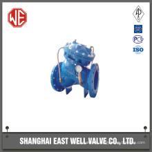 East Well Multifunktions-Pumpen-Steuerventil, Chinesische Ventile Hersteller