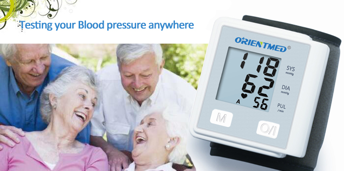 Out standing appreance of Blood pressure monitor