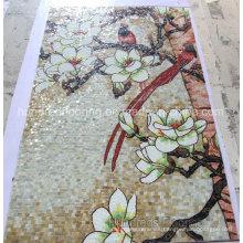 Mosaic Mural, Artistic Mosaic for Wall (HMP804)