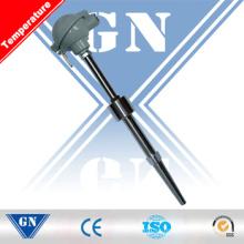 Termómetro con cable