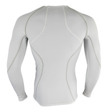 Desgaste de corrida de compressão de manga curta de homens personalizados (ARC-080)