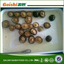 champignon shiitake en conserve / salé en saumure