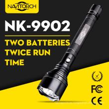 1000m Dual Batterien lange Laufzeit LED Taschenlampe Lampe (NK-9902)