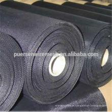 Alta qualidade Black Wire pano largura 0.6m a 1.5m