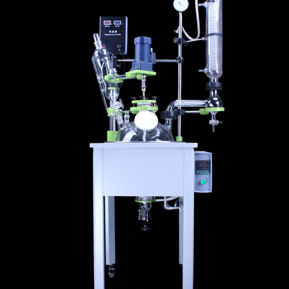 chemical single glass reactor