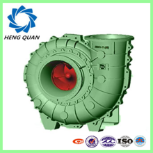 High capacity TL series desulphurization slurry pumps
