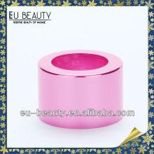 18mm shiny pink aluminum collar