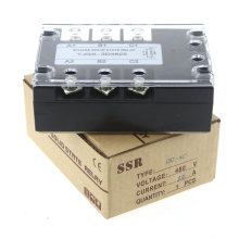 Relais à semi-conducteurs monophasé Yumo Yjgx-3D4825