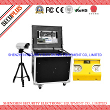 SECUPLUS UVSS Mobile Under Car Bomb Inspection Detector SPV3000