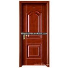 Bester Verkauf Stahl Holz Innentür King-06(K) für Innentür Design aus China am besten 1 Marke