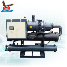 Industrial Water Cooled Screw Chiller for Coating Machine