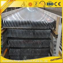Grelhas de liga de alumínio com certificação ISO9001