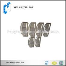 Economic most popular cnc metal bed frame part