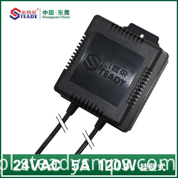 Linear Power Supply Switching