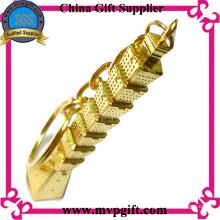 Llavero de metal para regalo promocional (m-MK45)