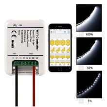 Contrôleur à distance des canaux 5 de CC 12-24V WIFI pour la lumière de bande de RGB LED avec le prix usine