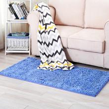 Bettseitiger Polyester-PVC zottige Sicherheitsspielmatten und -teppiche
