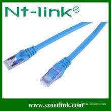 Câble de cordon de connexion Cat7 rj45