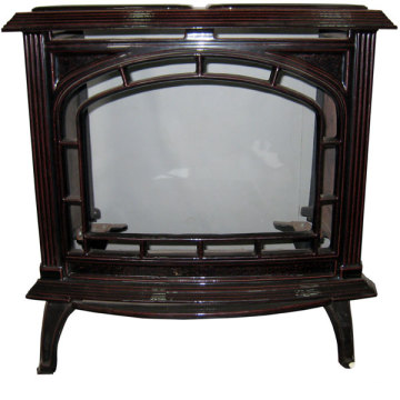 Outdoor Cast Iron Chimney Fireplace