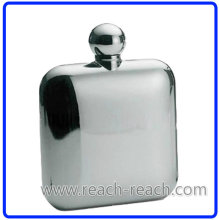 6oz New Design Stainless Steel Hip Flask (R-HF034)