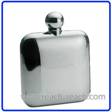 6oz novo Design inox garrafa anca (R-HF034)