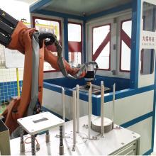 Custom Auto sunvisor grinding force control system