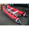 Barco de pesca de esporte inflável de salvamento CE 420