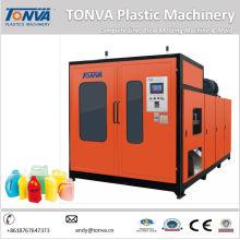 Machine à soufflerie automatique à bouteille en HDPE pour extrudeuse en plastique