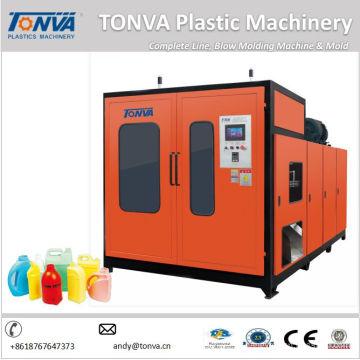 Tonva 3L máquina de moldagem por sopro da máquina de extrusão de nylon plástico