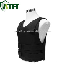 Personal protection Covert ultra kevlar clothing body armor security devices for VIPs