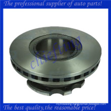 21227349 FCR223A 569158B 569158J MBR9018 for ror truck brake disc