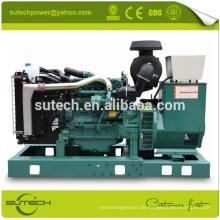 100 Kva / 80KW Stromaggregat angetrieben durch VOLVO TAD531GE Motor