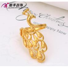 Anillo hermoso del Peafowl de la nueva manera del diseño Xuping