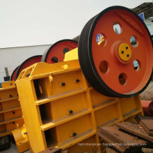 good price of Jaw stone crusher machine from China