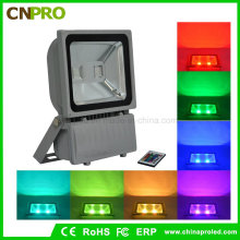Reflector LED IP65 100W RGB