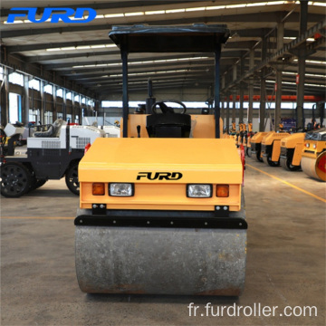 3000kg Single Drum Vibratory Road Roller for Sale
