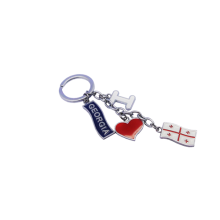 Metal Key Chain For Promotional