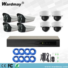 H.265 8chs 5.0MP CCTV Security PoE NVR-kits