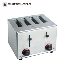 High Quality Commercial 2/4/6 Industrial Automatic Cordless Bread Hot Dog Slice Toaster