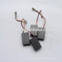 carbon brush electro graphite