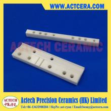 Precision Zro2/Zirconia Ceramic Mounting Plate Machining