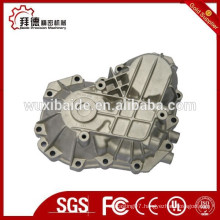 Motor worm gear die casting/machinining manufacture/auto engine cover die casting