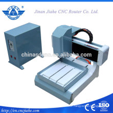 Ball scew transmission table moving 3030 mini cnc router machine