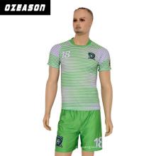 2017 Custom Sportswear Großhandel herren Sublimation Fußball Jersey (S001)