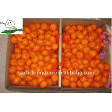 Embalagem do saco do engranzamento do mandarino do bebê 3.5-5.5cm