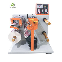 Non woven slitting rewinding machine roll to roll