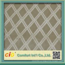 Forme las telas de tapicería autos útiles bastante poliéster bonitas del diseño para el asiento de carro