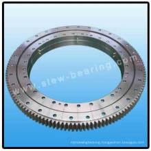 Double Row Ball Slewing Bearing External Gear(02 series) use for Tower Crane